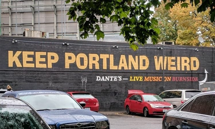24 Hours in Portland, Oregon