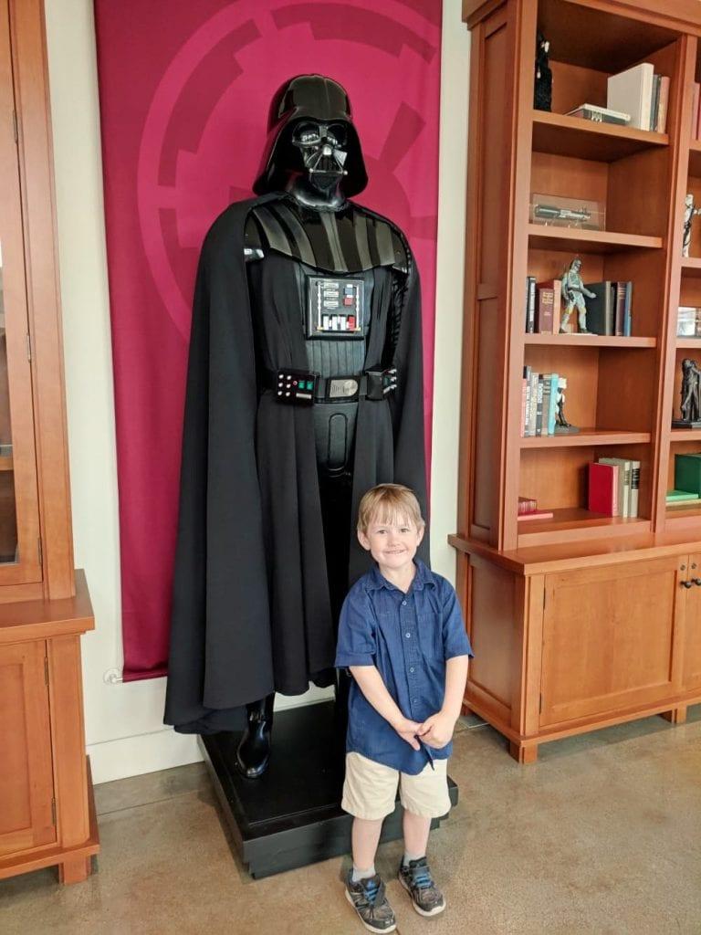 Lucasfilm lobby 2
