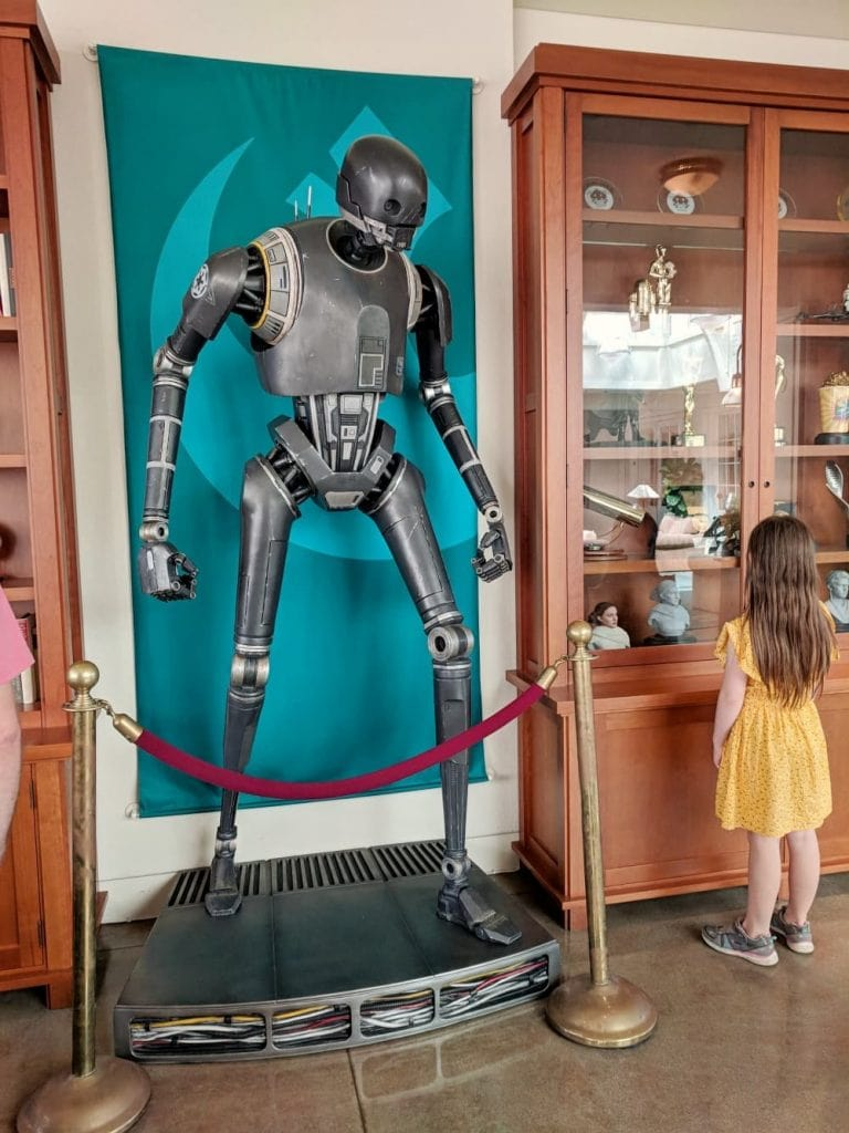 Lucasfilm lobby 1