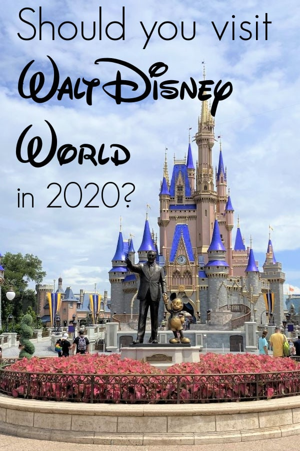 Should you visit Walt Disney World in 2020?