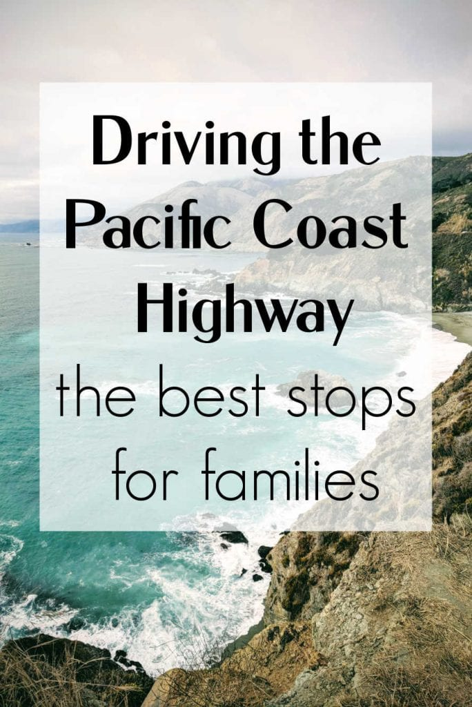 Pacific Coast Highway pin