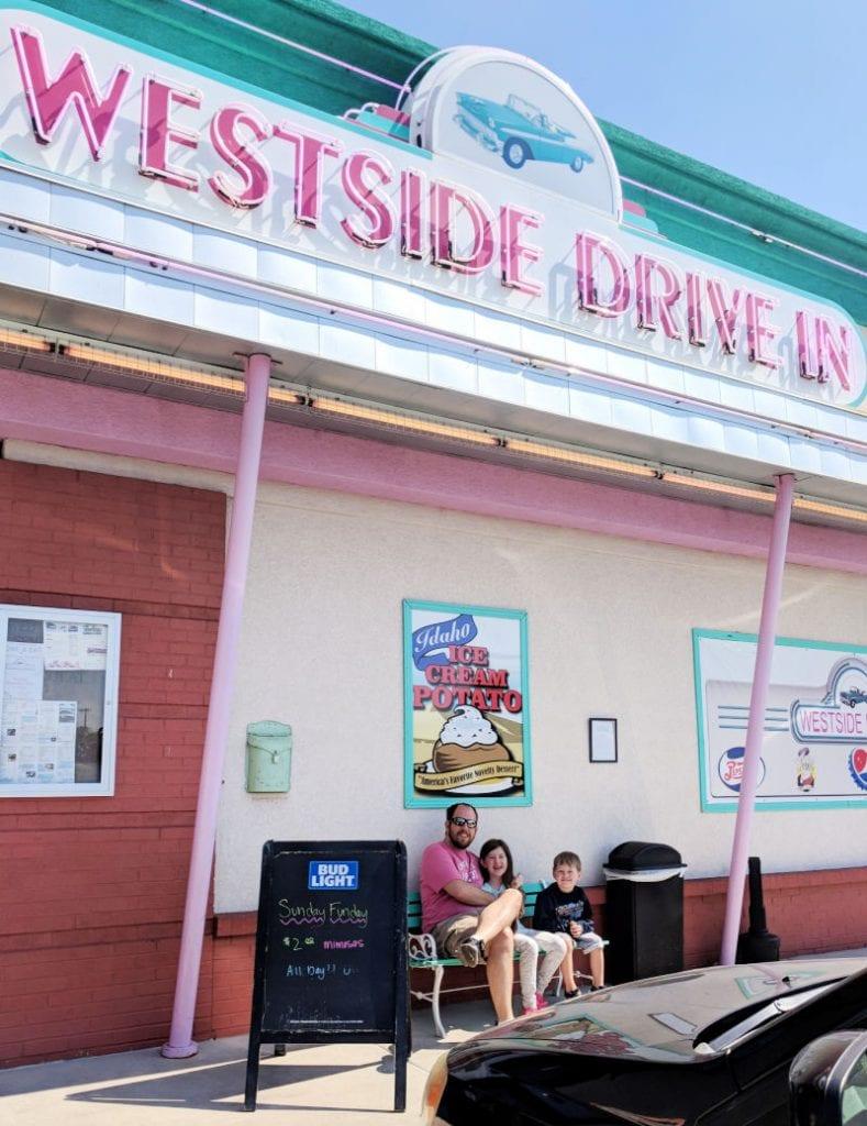 Westside Drive In