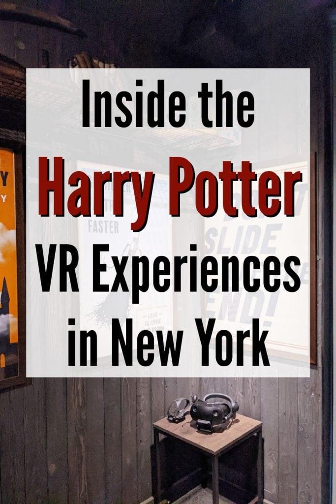 Harry Potter VR pin image